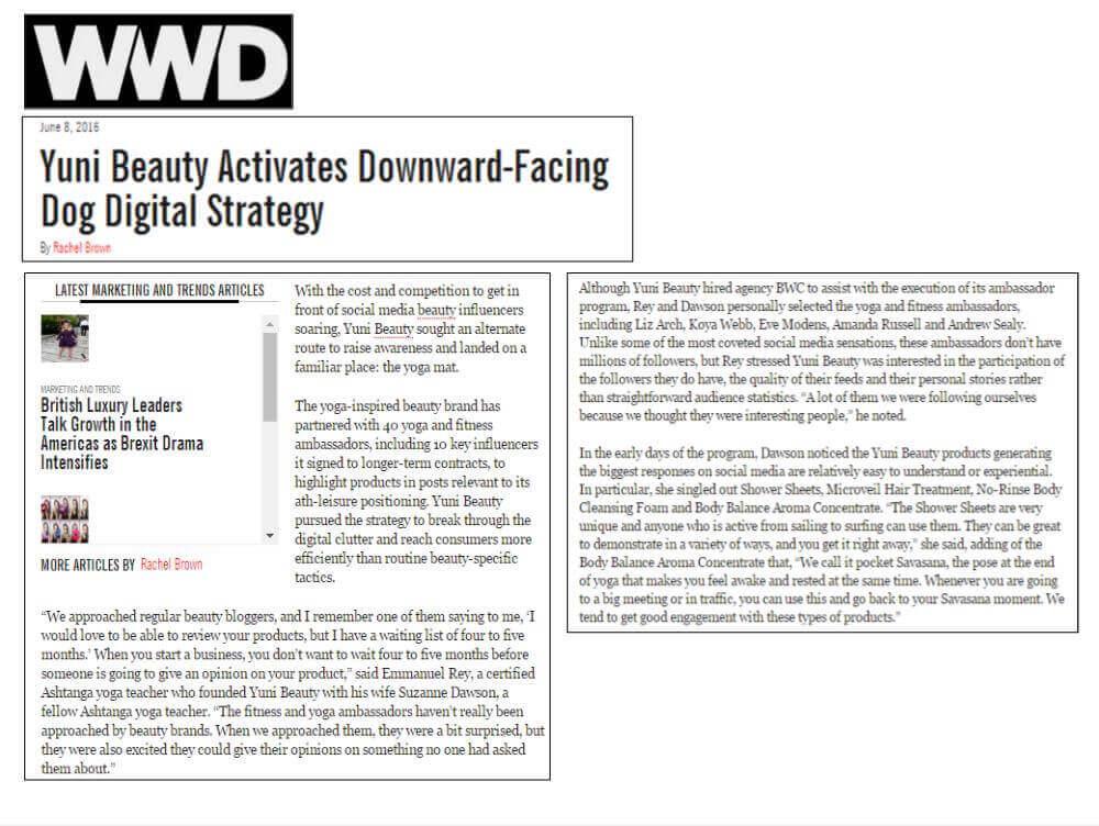 The CW Big Screen Beauty Secrets