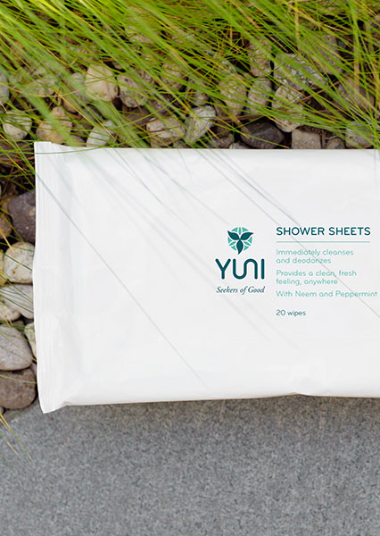 Shower Sheets