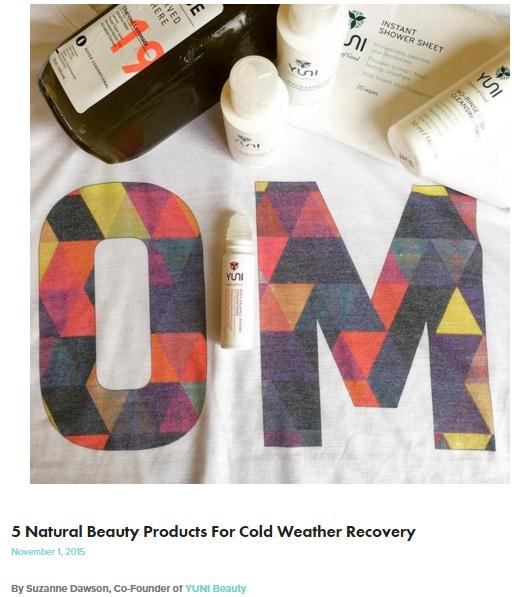 5 Natural Products for Cold Weather Recovery Article